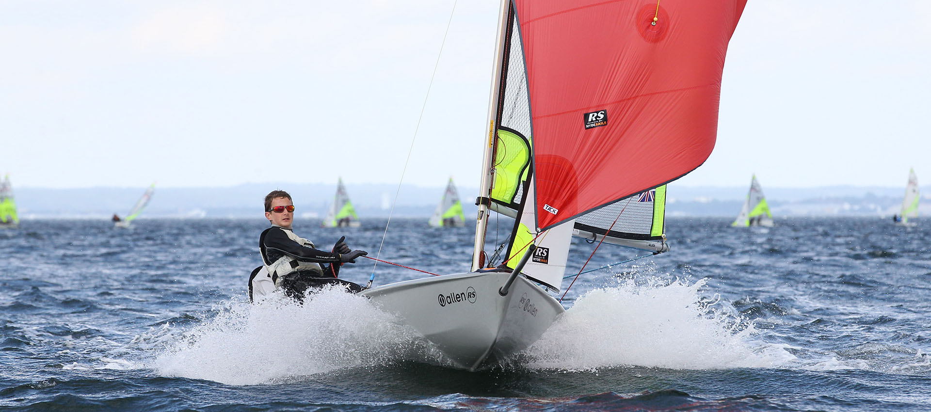 RS Feva – world leading double-hander with a vibrant class and huge circuit across the globe