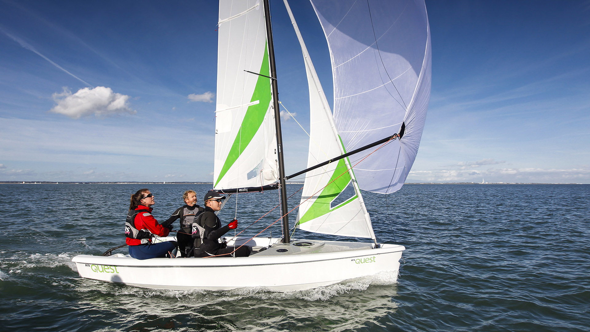 rs quest –the best-seller for training or family sailing