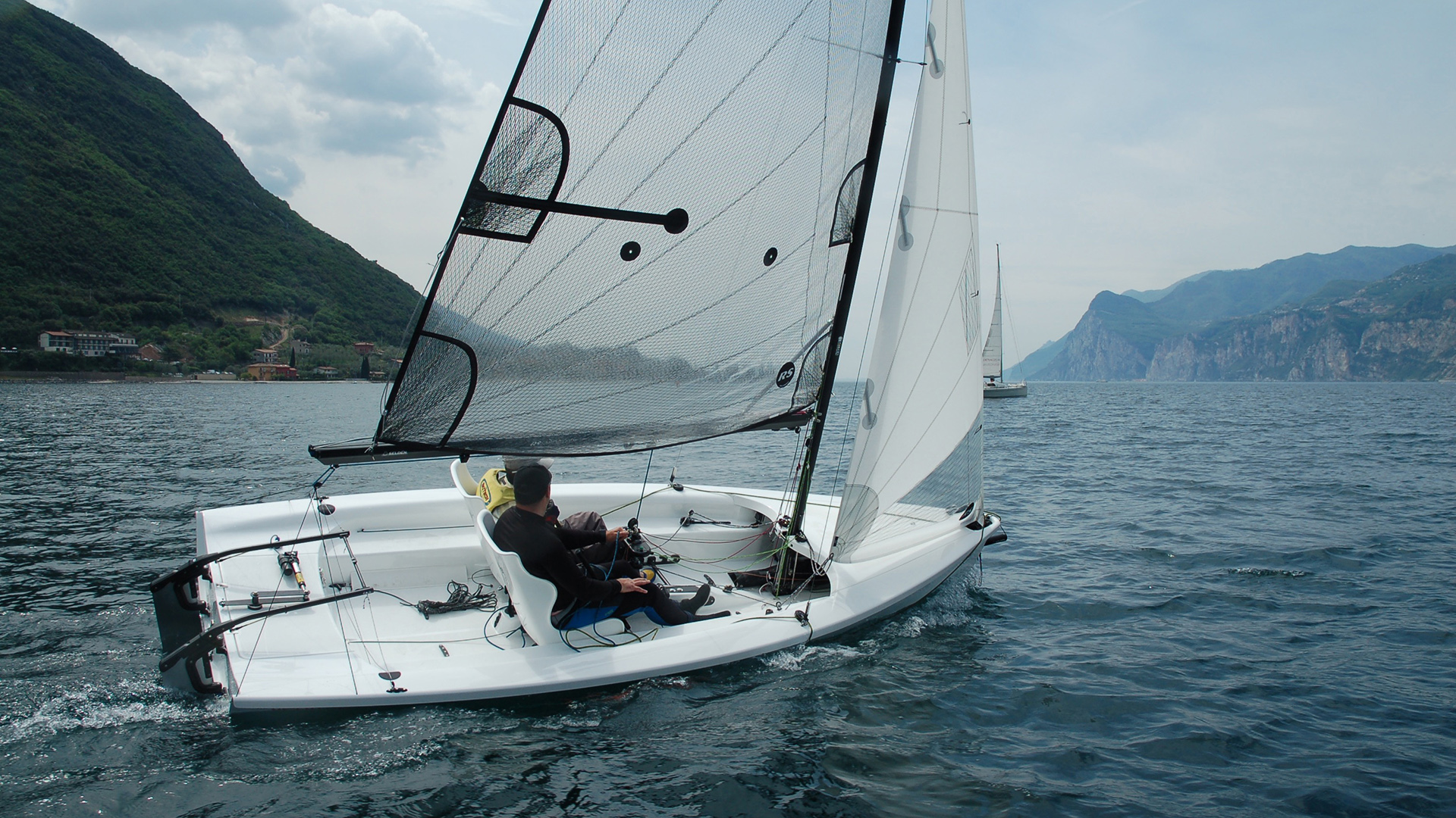 Rs Venture Connect In World Sailing S Para Programme Rs