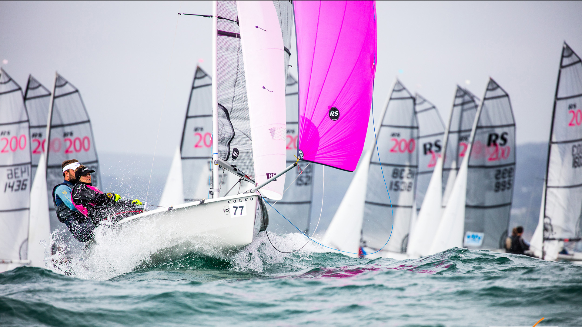 rs200 hugely successful modern double handed racing class for rh rssailing com RS Vision Trapeze RS Vision Owner's Manual