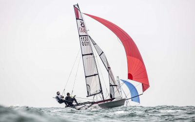 Even amidst pouring rain the RS800 Class shines! – RS800 Rooster Inland Championship Oxford Sailing Club