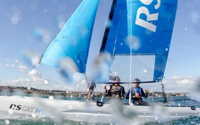 RS Sailing and the America's Cup
