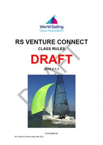 RS Venture Connect Class Rules