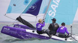 SailGP Event 4 Season 1 Cowes UK