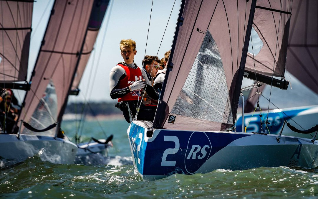 It's time to #rockupandrace – The British Keelboat League 2020 is now open for entry!