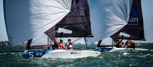 RS21 - KEELBOAT RACING THE RS WAY