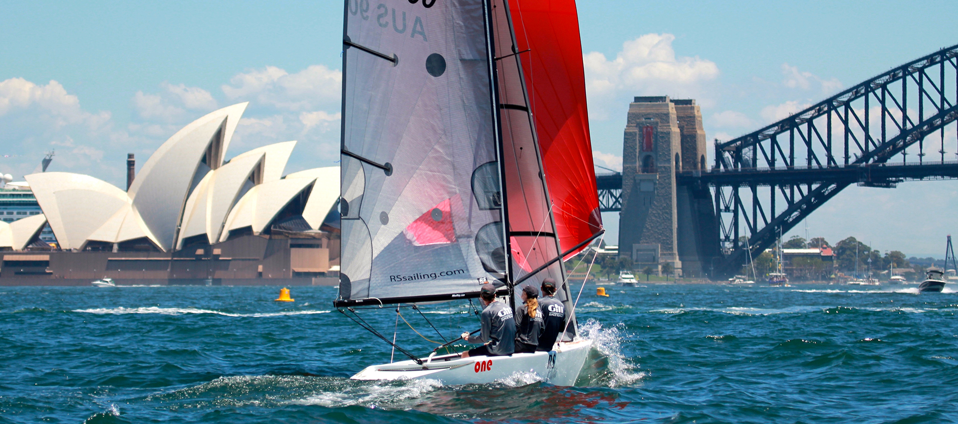 RS Elite – beautiful and refined racing keelboat for men and women across the age range