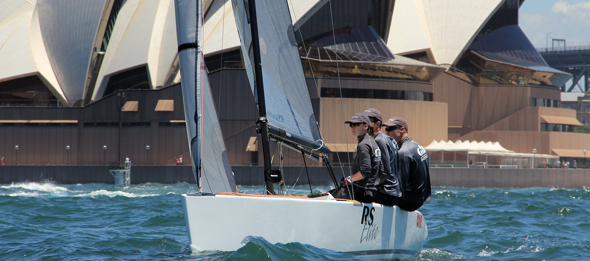 RS Elite – beautiful and refined racing keelboat across the age range