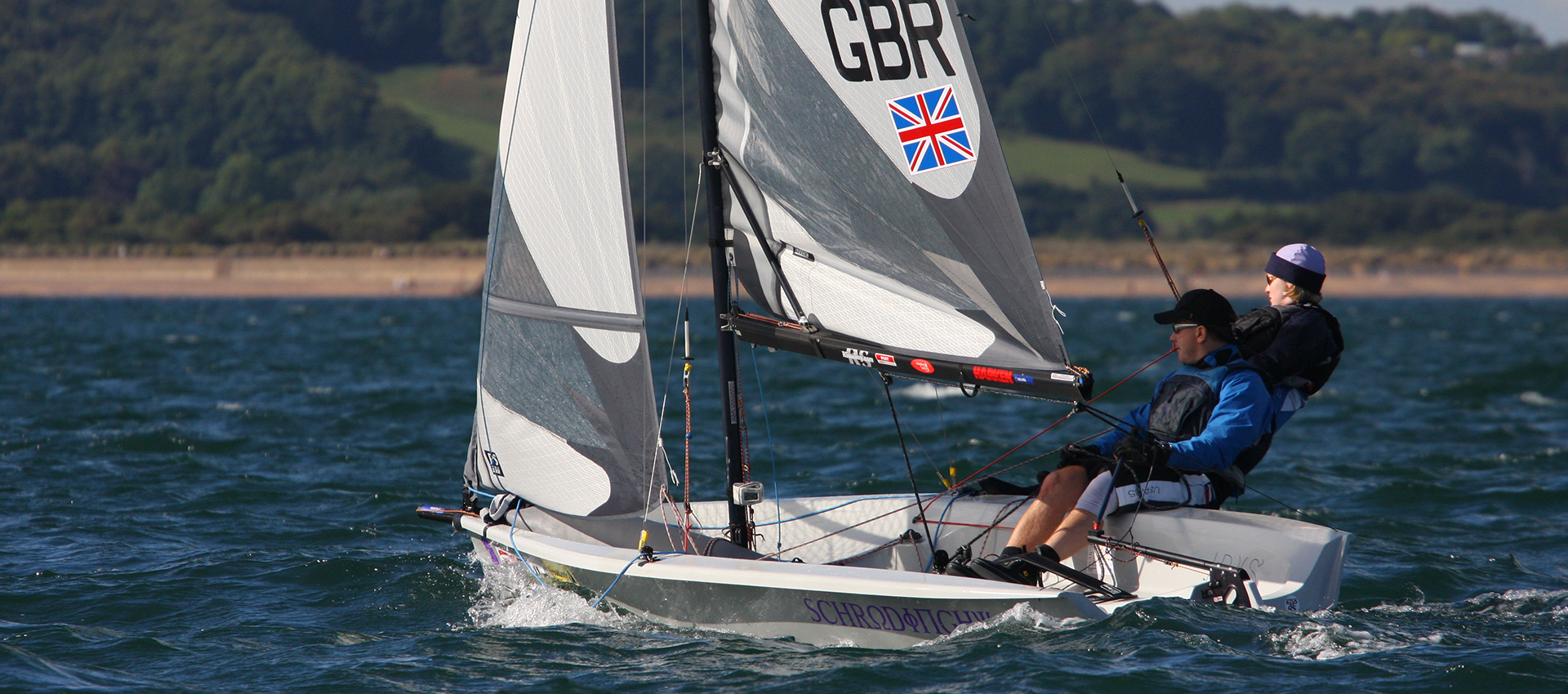 RS500 – international double-hander with gennaker, trapeze and competitive circuit lifestyle