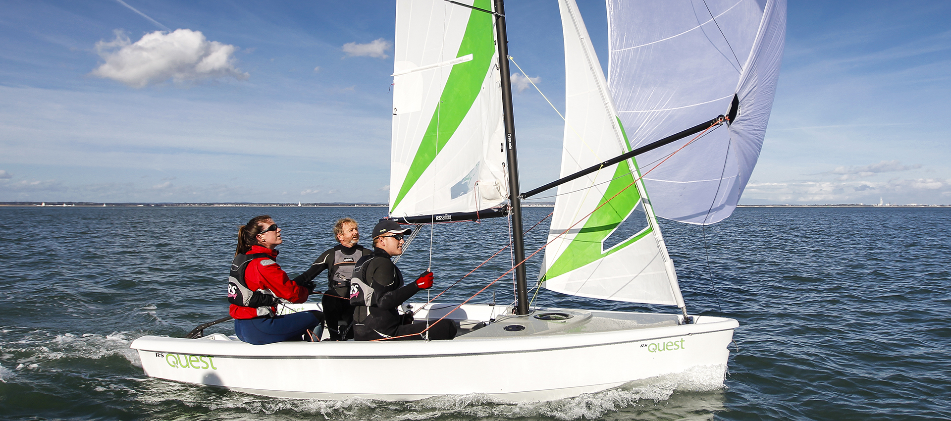 Rs Quest Sailboat The Best Seller For Training Or Family