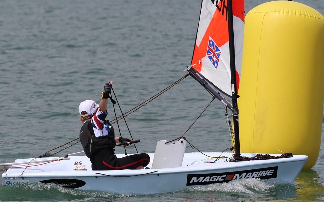John Merricks Sailing Trust add RS Tera to funding application