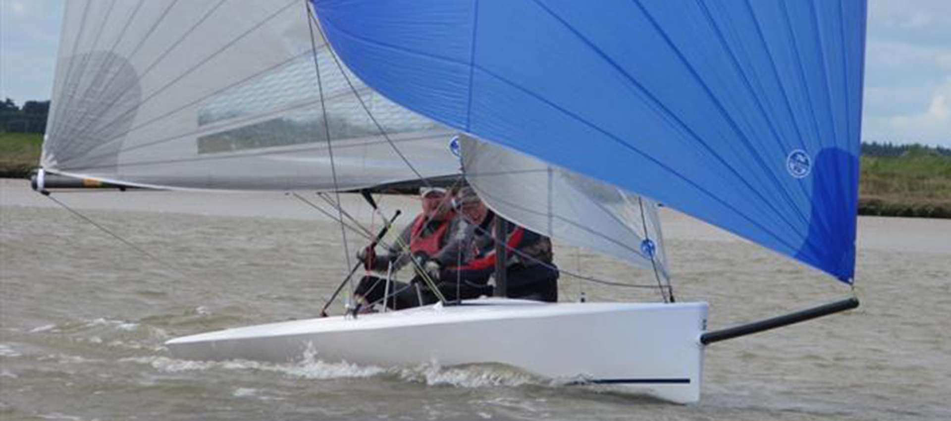 K6 - RS Sailing, the world's largest small-sailboat manufacturer