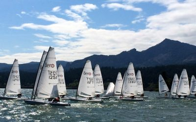 RS Aero 2019 North American Championship – A showdown of all the talent in the North American RS Aero fleet