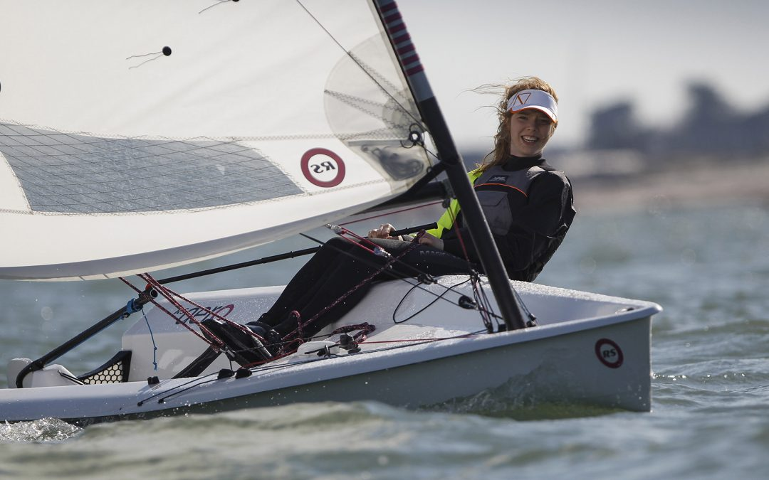 Which RS Singlehanded boat is for you?