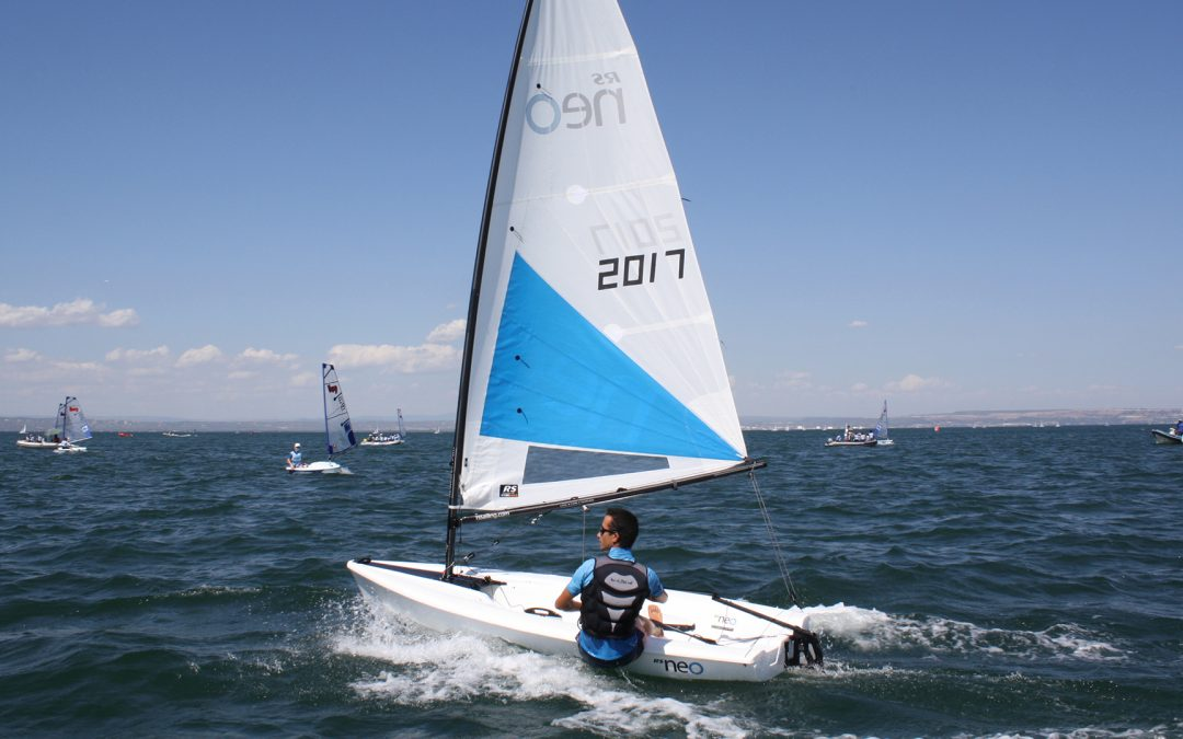 The RS Neo – the unsung hero of the RS Sailing range