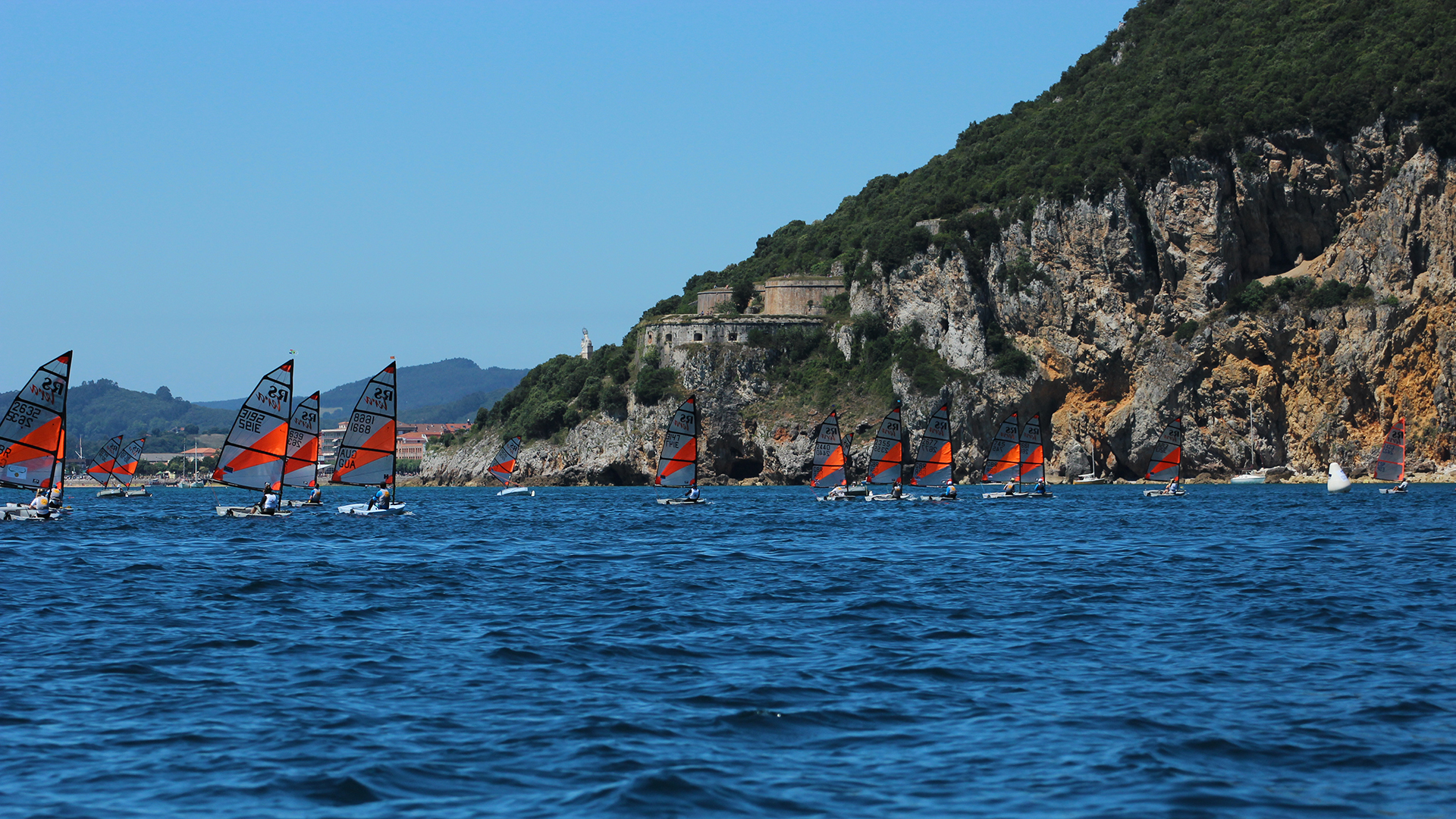 Rs Tera From Young Novice To International Competition Makes Sailing Addictive