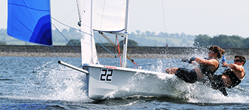 2000 – EXCITING SAILING DINGHY WITH EASY HANDLING