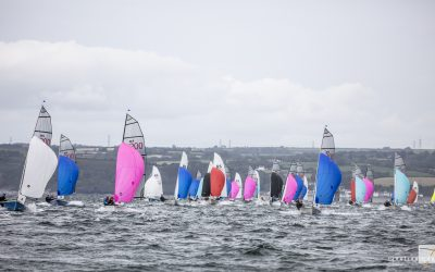 Volvo and Noble Marine RS200 UK National Championships