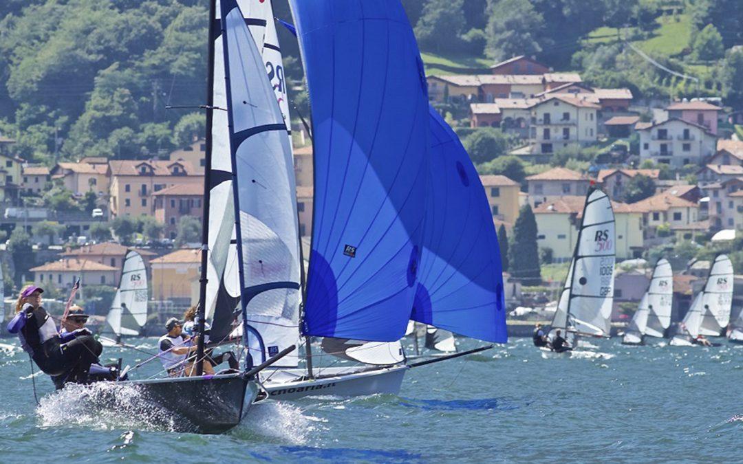 RS500 World Championships, Lake Como 2017