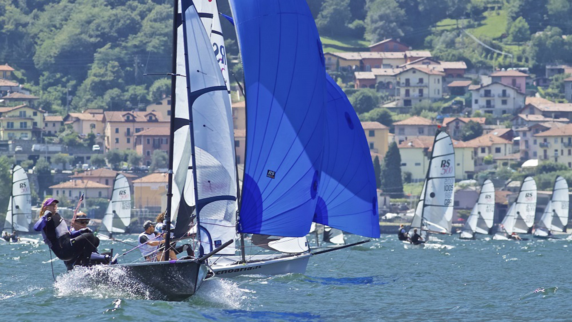 RS500 World Championships 2017 - RS Sailing, the world's ...