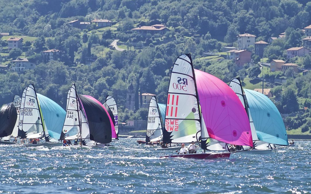 RS500 – Fun skiff style racing with a friendly international flavour