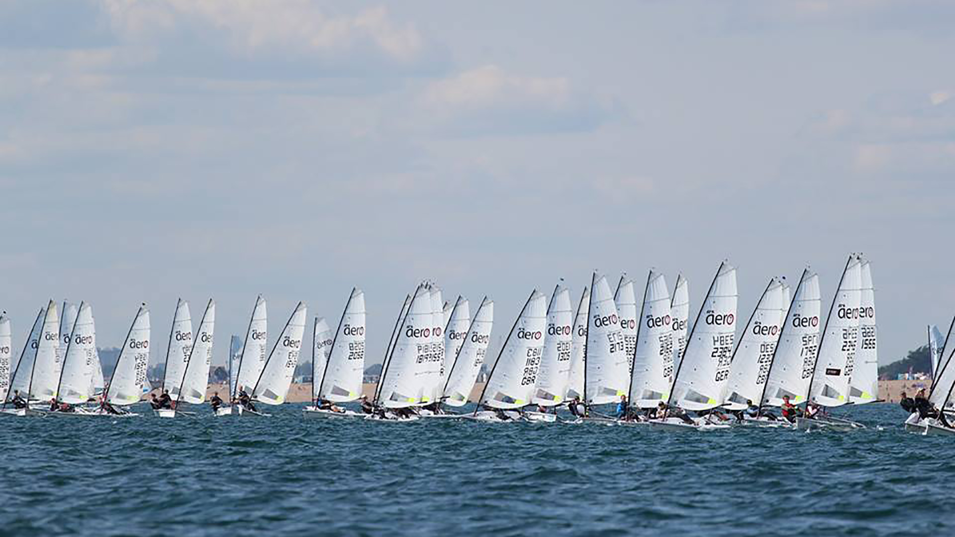 Final day of tight sail racing in the harbour provided an exciting grande finale.