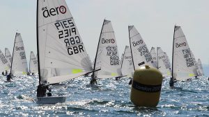 RS Tera sailors aspire to progress to the new and revolutionary RS Aero.