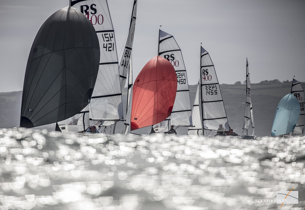 RS400 is an Europeans at the RS Games to defend their title.