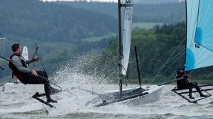 RS700 European Championships 2017, Lake Lipno