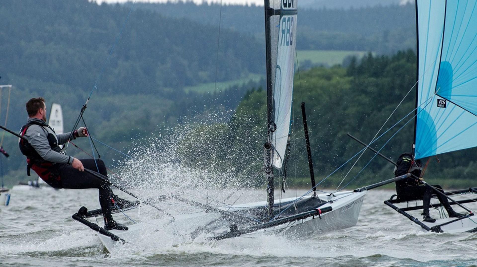 RS700 European Championships 2017, Lake Lipno