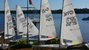RS Areo's at Massapoag Yacht Club 68th Annual Regatta, MA