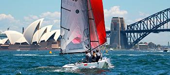RS Elite – la barca a chiglia da regata bella e raffinata per uomini e donne di tutte le età