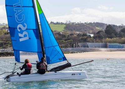 RS CAT16 (c) Colwyn Bay Watersports