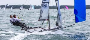 RS800 Southern Championships, Lymington 2016
