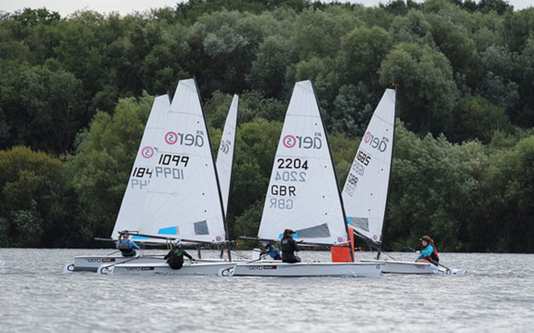 Speed Six RS Aero UK Youth Nationals 2017, Burghfield Sailing Club