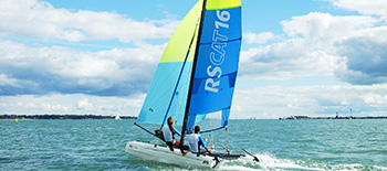 RS CAT 16 – the most stylish, easy, exciting and durable beach cat for clubs and families