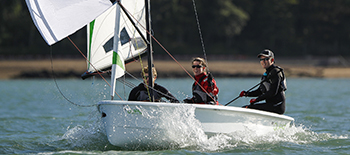 RS Quest – unrivalled space, versatility and features – the best-seller for training or family sailing