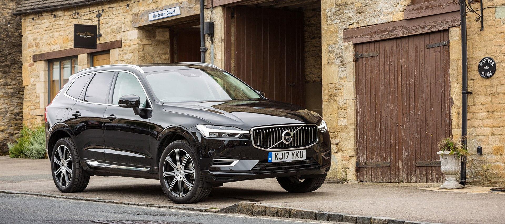 RS Volvo Affinity SCheme