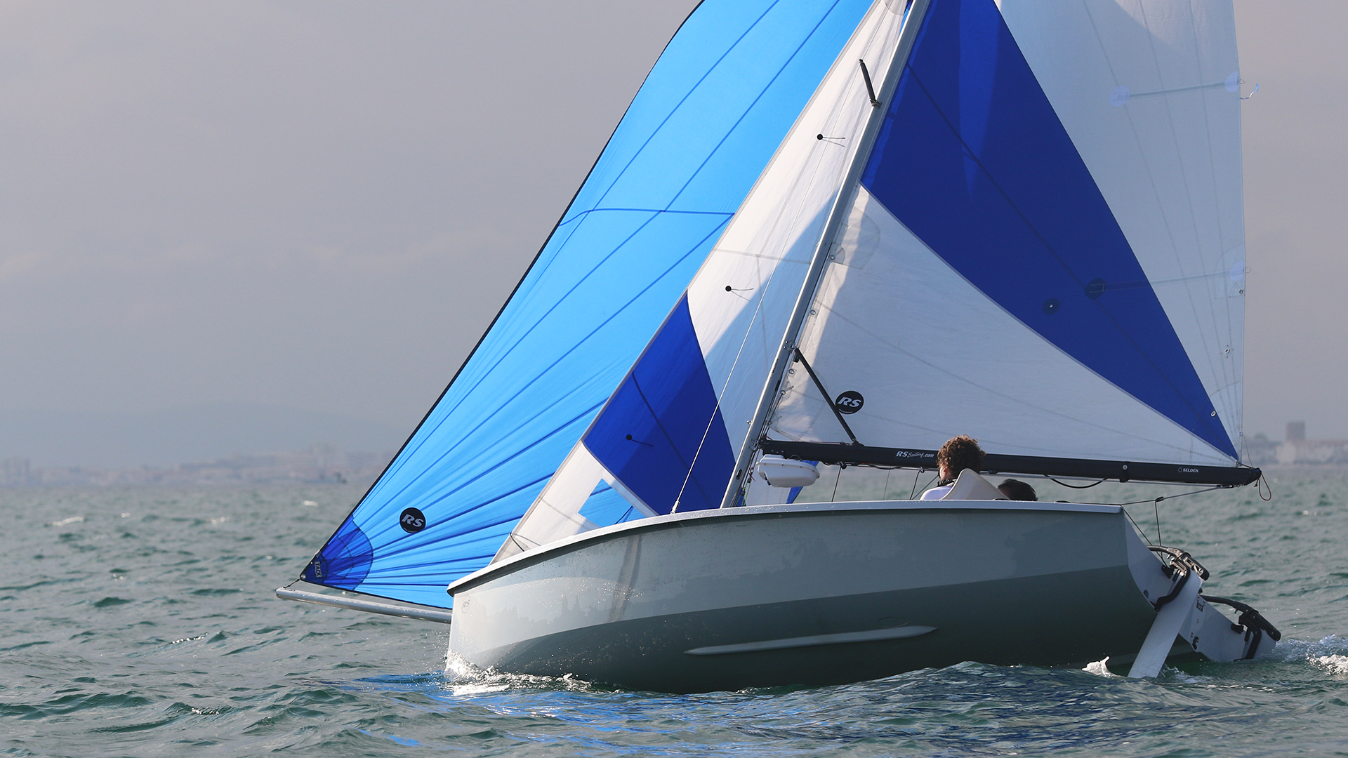 The Para Sailing System is a conversion kit that enables a standard RS sailing dinghy to be converted for most disabilities including para sailing.