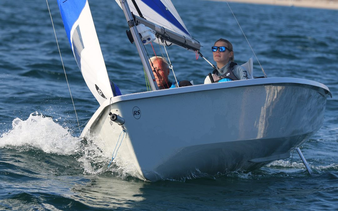 The RS Venture Connect Para Sailing System – DAME Design Award Nomination