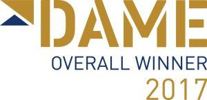DAME Award Logo