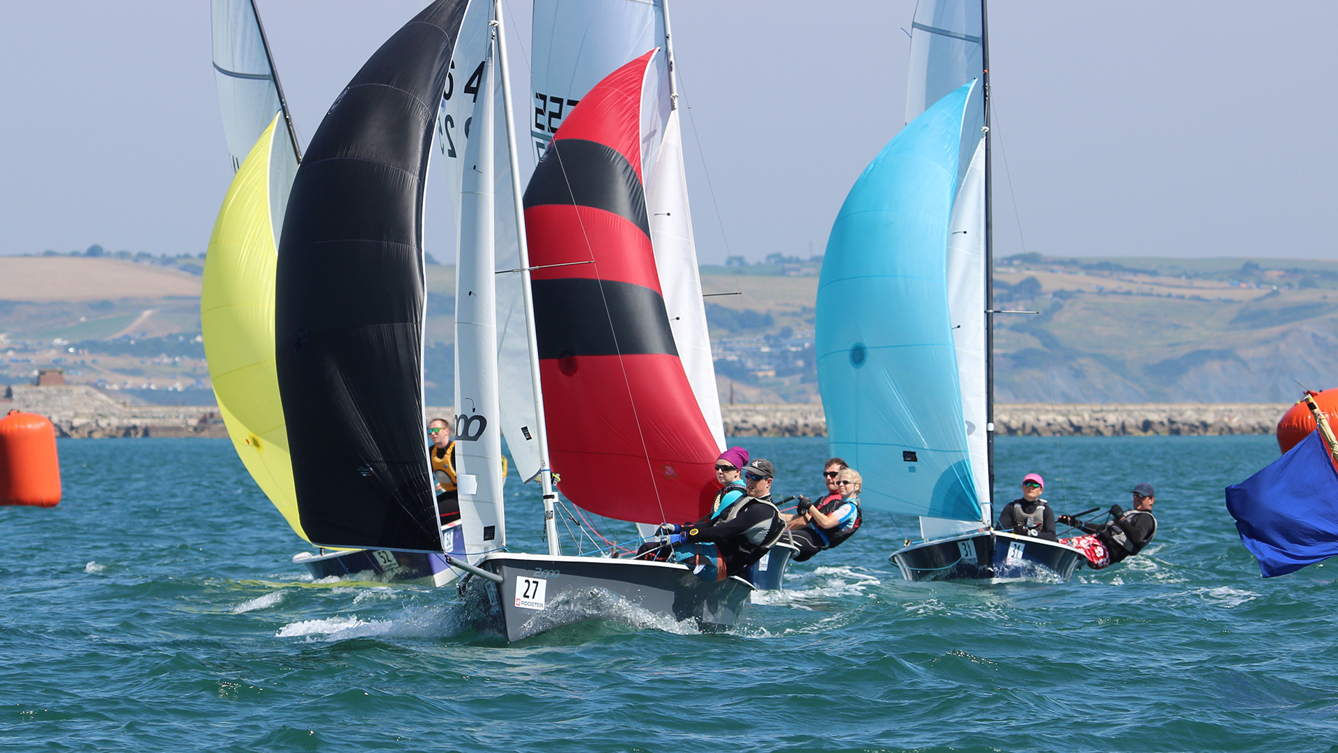 2000 National Championships, Weymouth 2015