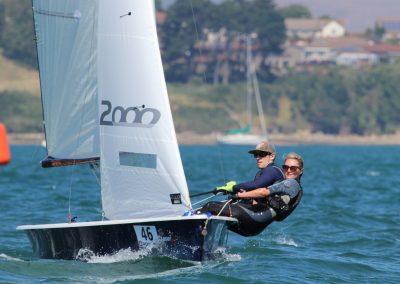 2000 National Championships, Weymouth 2015