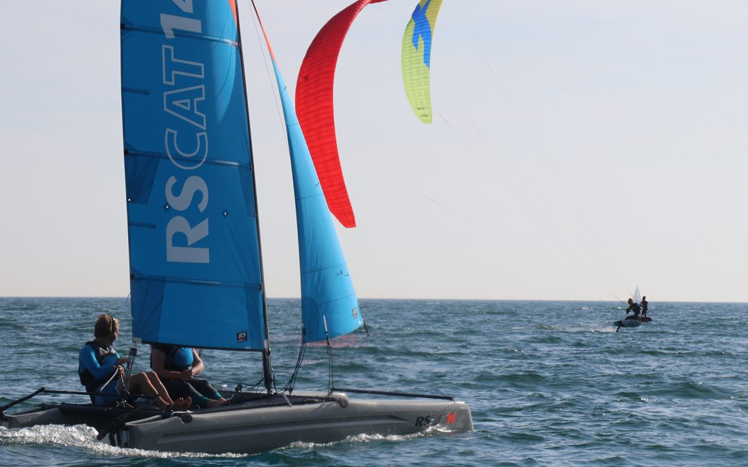 Why did we choose RS for our sailing fleet?