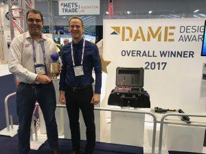 DAME Award - METS