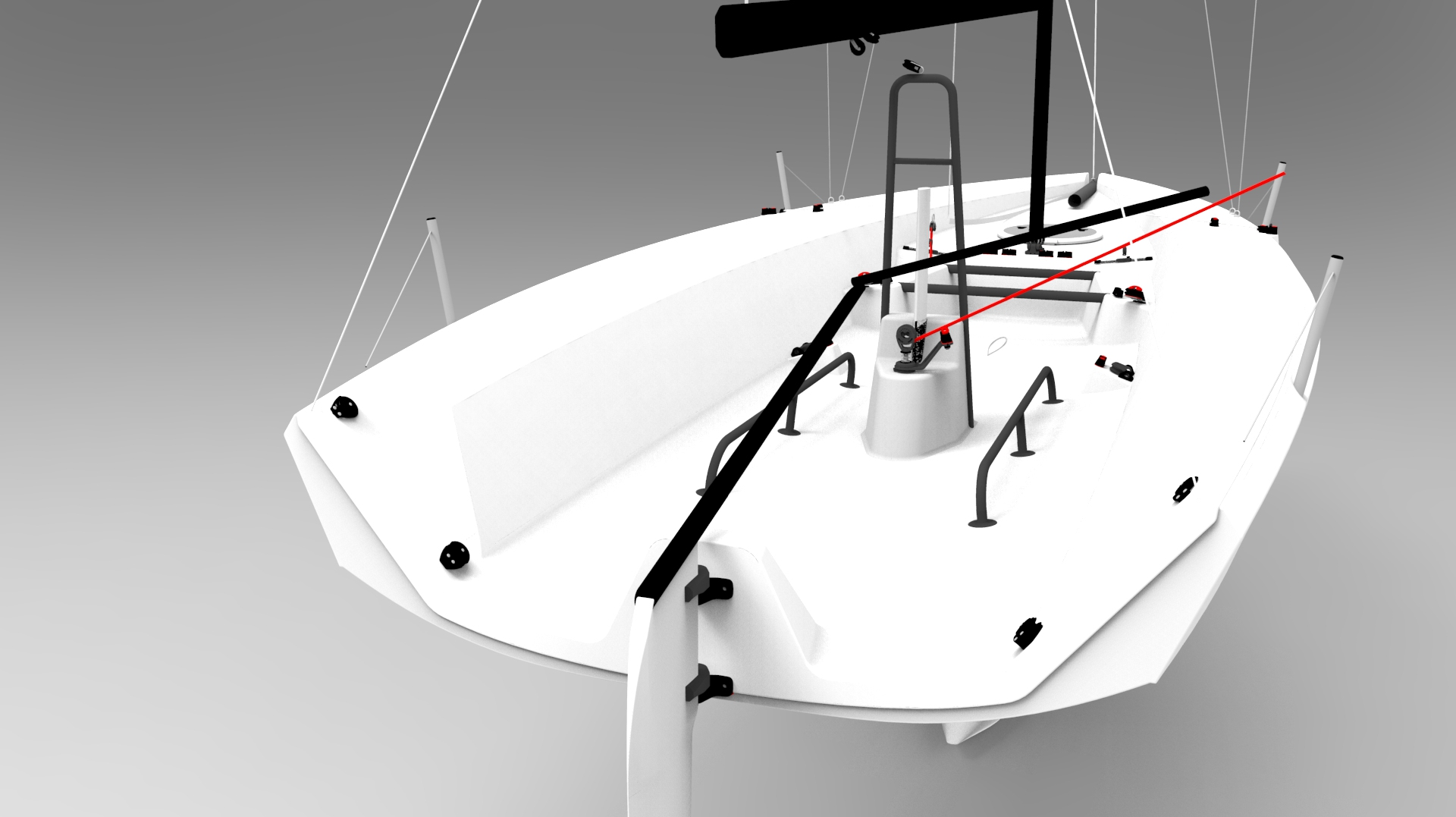 RS21 Keelboat - perfect club racer/day sailer