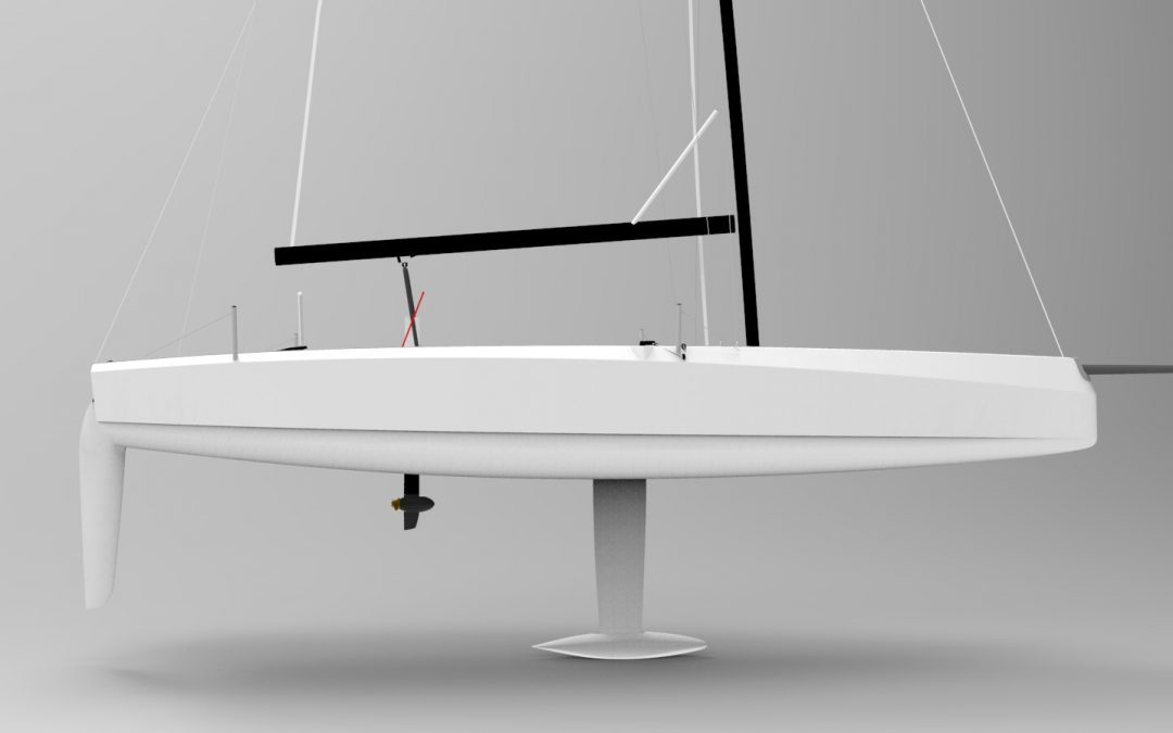 RS21 – Ideal club racing keelboat