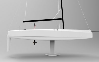 RS21 – New keelboat to help bring popularity back to racing