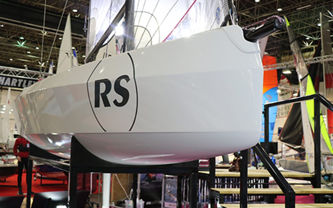 RS21 Club Keelboat Launch – an emotive process