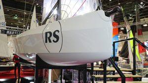 RS21 Keelboat at Dusseldorf